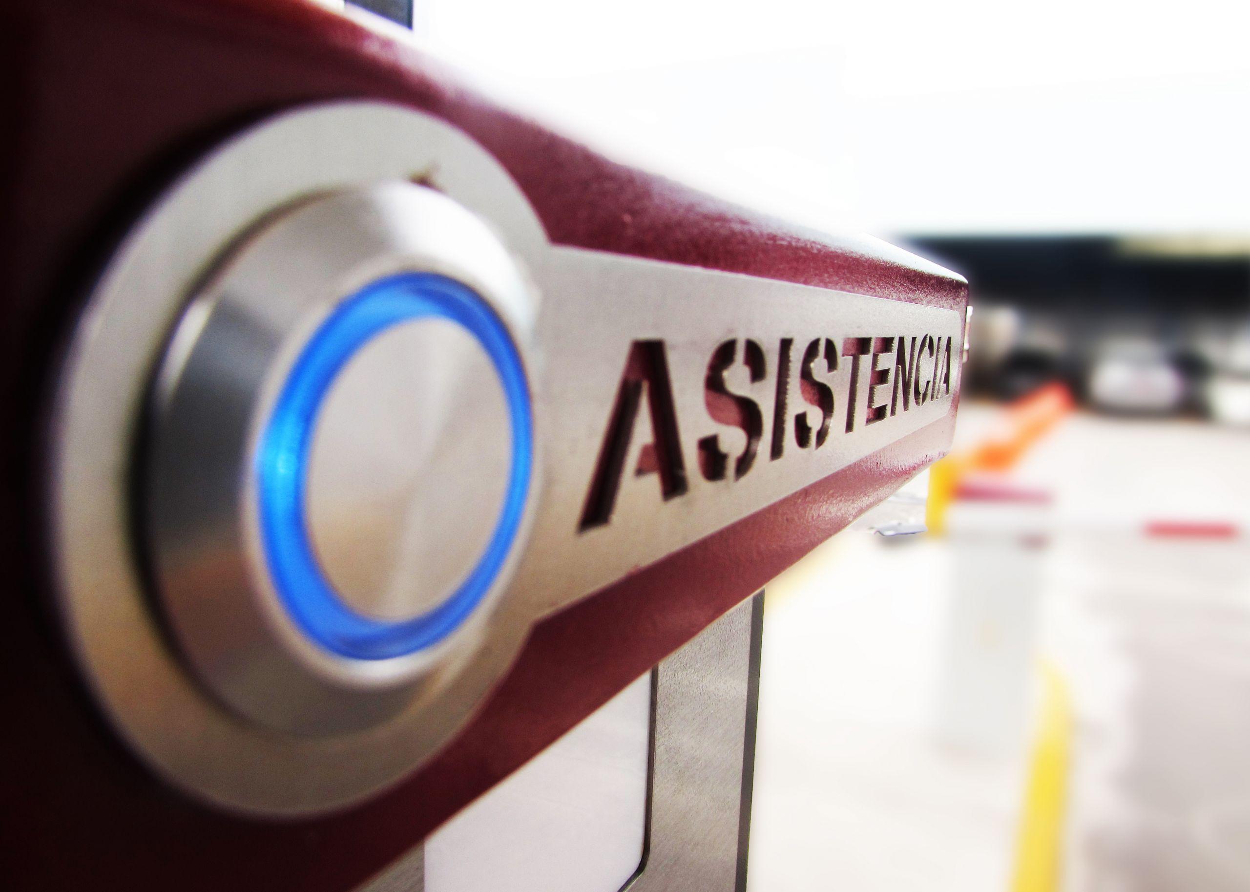 soporte tecnico para estacionamientos automaticos