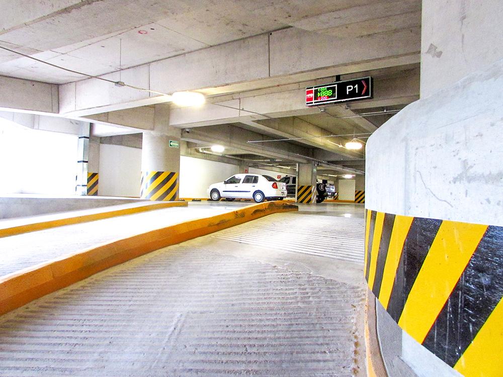Rampa-Estacionamiento
